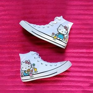 Converse All Star Hello Kitty Sneakers